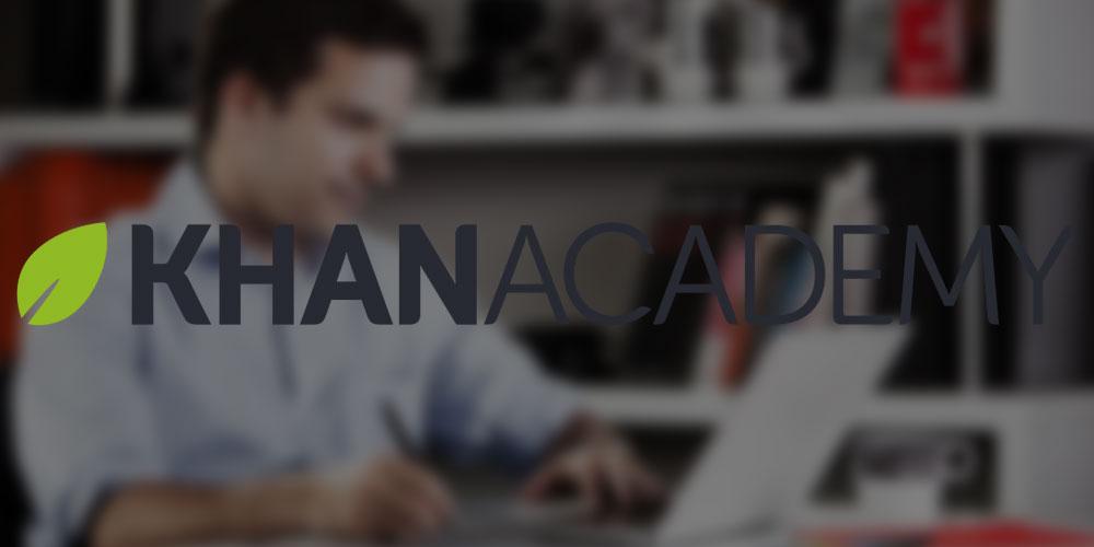 Khan Academy - أفضل المواقع المجانية للتعلم عن بعد