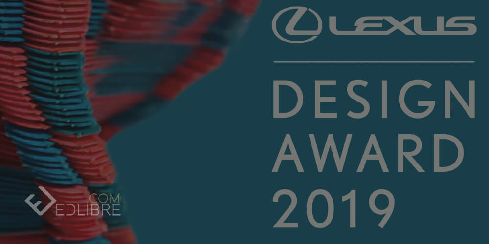 جائزة Lexus الدولية للتصميم لعام 2019 للمبدعين الشباب