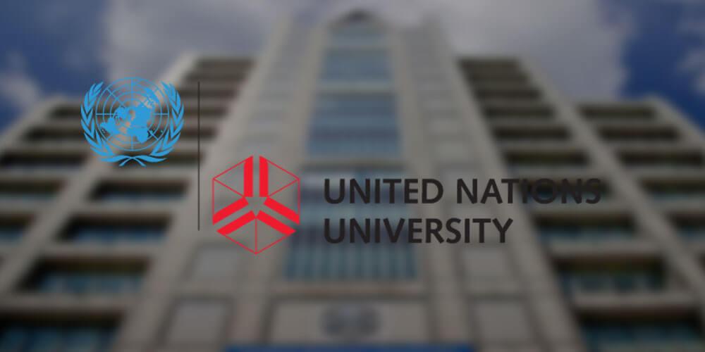 United Nations University - أفضل المواقع المجانية للتعلم عن بعد