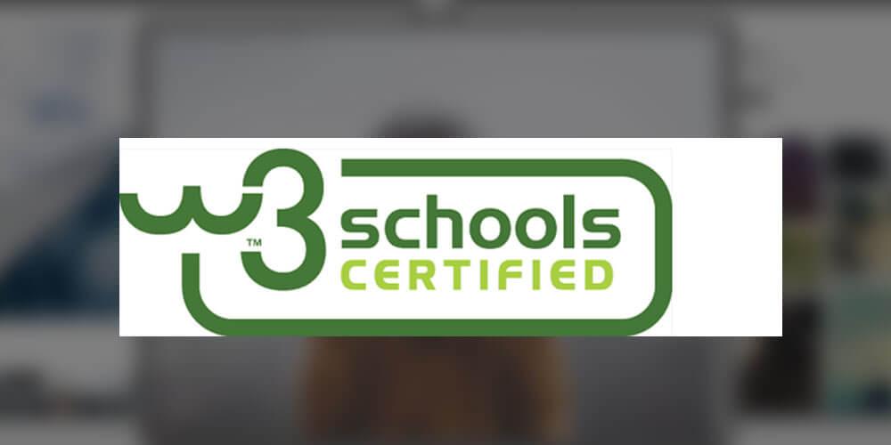 W3Schools - أفضل المواقع المجانية للتعلم عن بعد