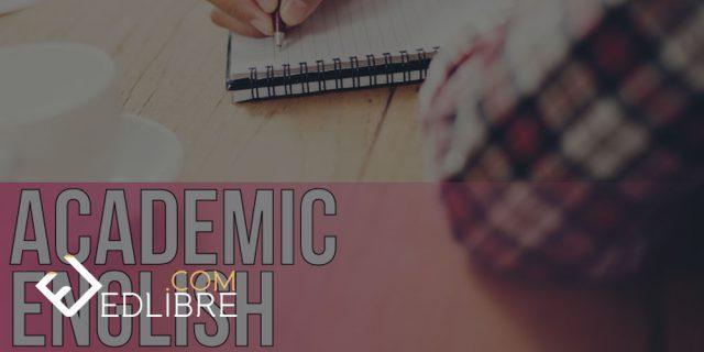 دورات اللغة الإنجليزية الأكاديمية