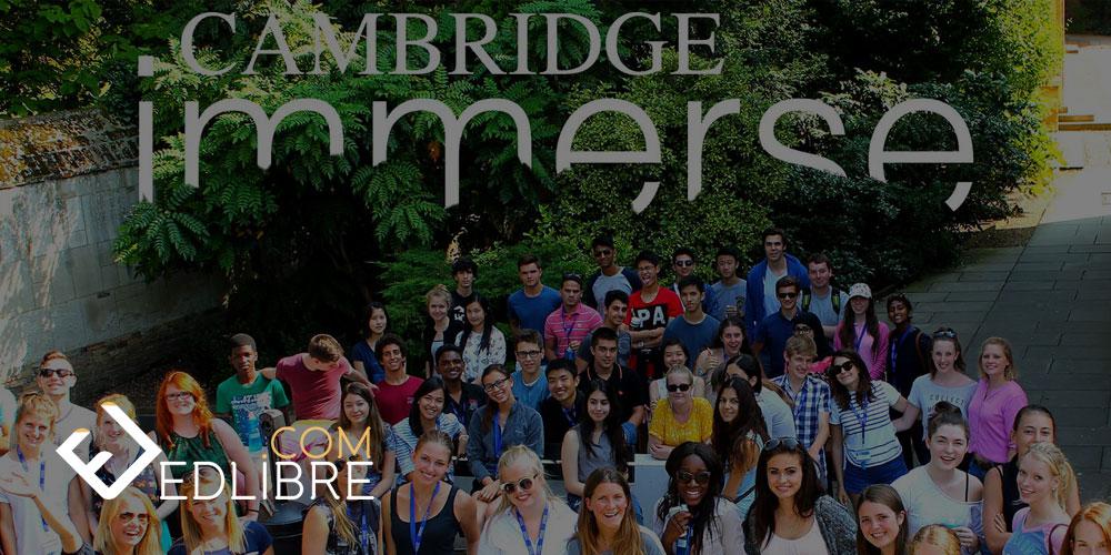 منح للدراسة في Cambridge Immerse بالولايات المتحدة