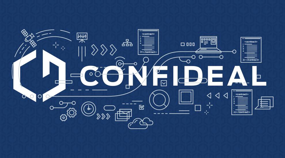 العقود الذكية على بلوكشين إثريوم الان اسهل و بكل شفافية - Confideal