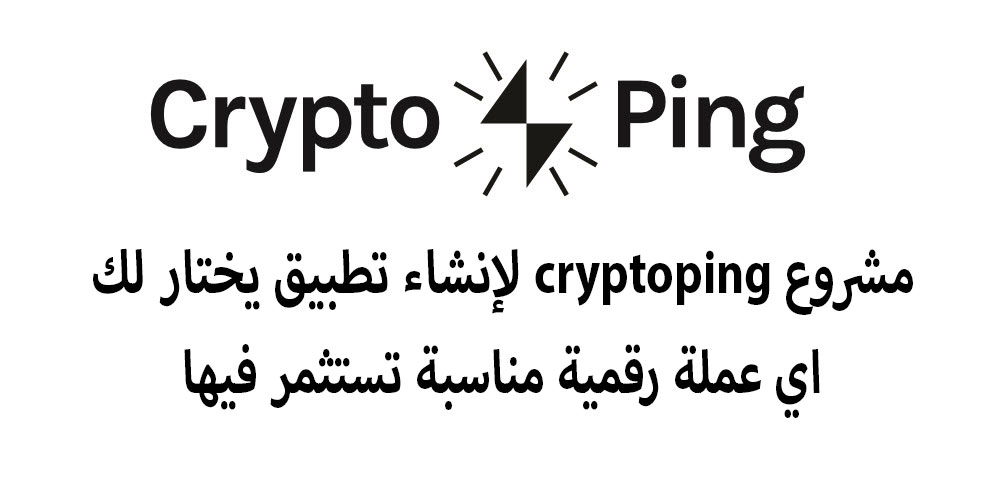 مشروع cryptoping