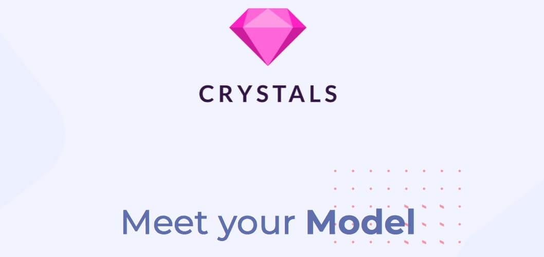 شركة CRYSTALS تغير اتجاه سوق و صناعة الازياء نحو تكنولوجيا البلوكشين و العقود الذكية