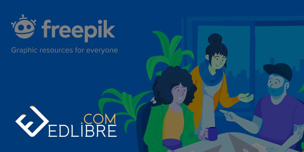 كسب المال من تصميم الجرافيك عبر Freepik