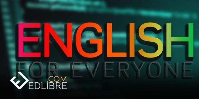 الإنجليزية للجميع - English for everyone مجاني pdf
