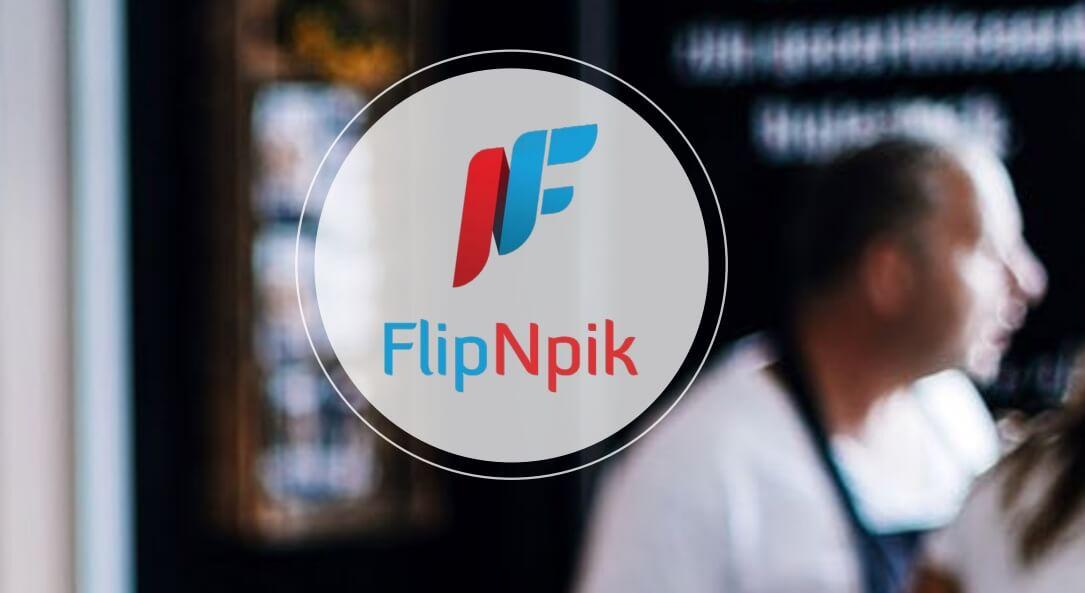 شبكة التواصل الاجتماعية FlipNpik اللامركزية المشتركة للشركات