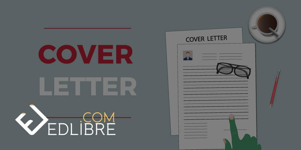 طريقة كتابة Cover Letter