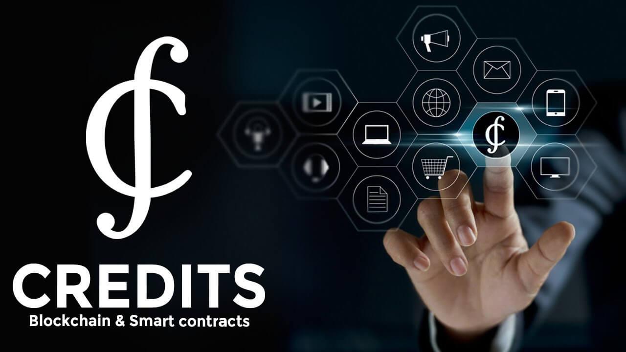 التطبيق العملي للتكنولوجيات البلوكشين في العالم المالي - كريديتس CREDITS