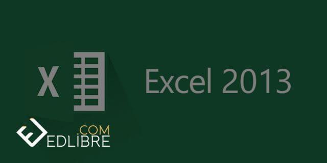 تعلم الإكسل Excel 2013 من الصفر حتى الإحتراف