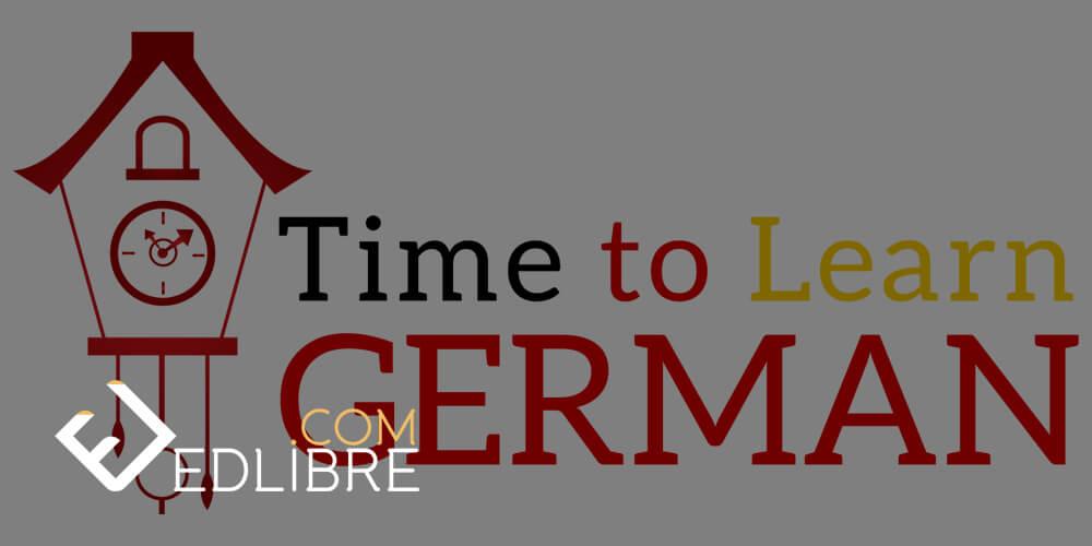 دورة شاملة مع شهادة لتعلم اللغة الألمانية بسهولة