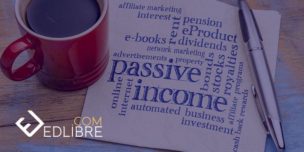 أفكار لتحقيق دخل سلبي كبير كل شهر