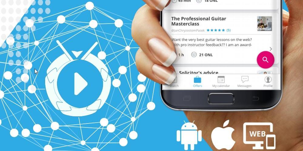 منصة مبنية على البلوكشين لكل صناعة المحتوى السمعي البصري - ON.LIVE