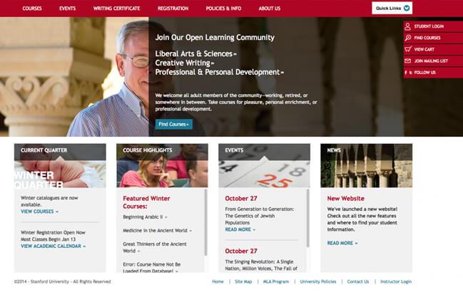 stan site - أفضل المواقع المجانية للتعلم عن بعد