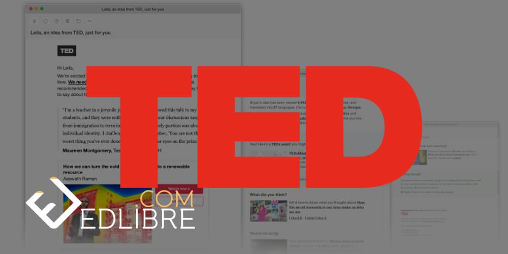 موقع TED