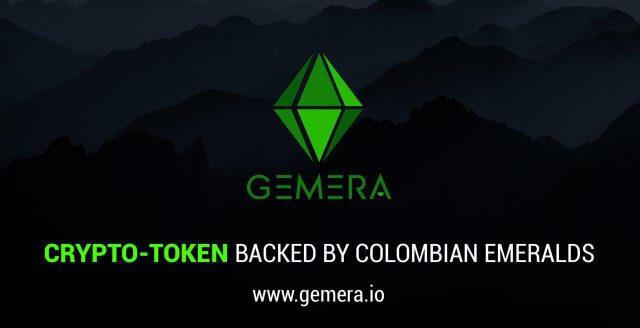 مشروع البلوكشين GEMERA