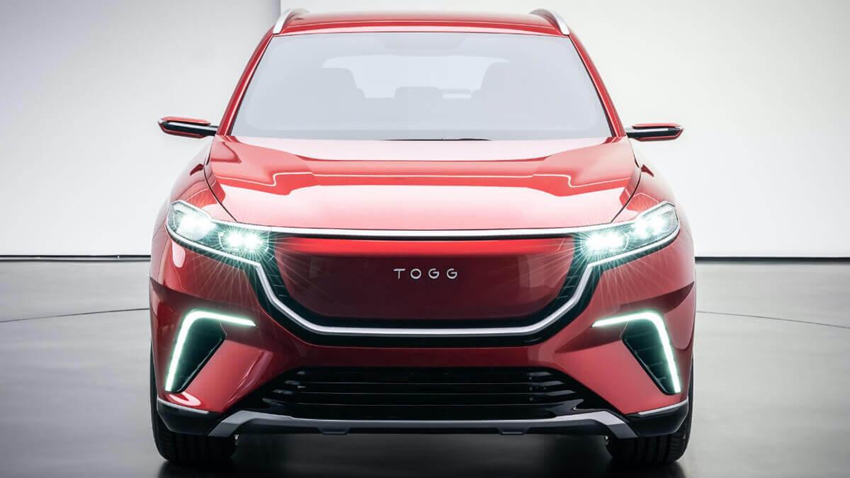 تركيا صناعة السيارات الكهربائية TOGG