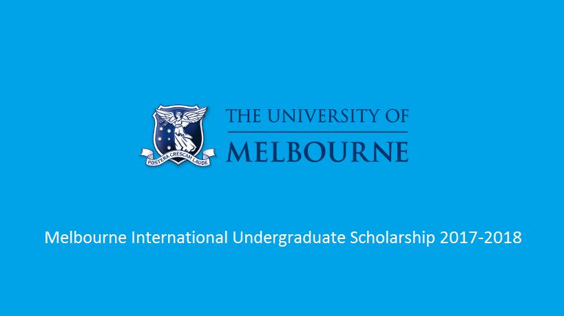 منح دراسية دولية من جامعة Melbourne